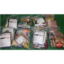 Case Lot : Survival Food Rations (8 Bags) (Note: Any food or Beverage Products in this Auction will