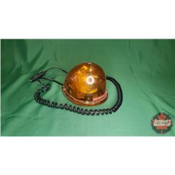 Amber Beacon 12 Volt (Magnetic Base)
