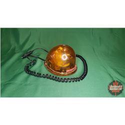 Amber Beacon 12 Volt (Magnetic Base)