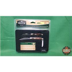 Buck Knives Collectors Edition Pocket Knives