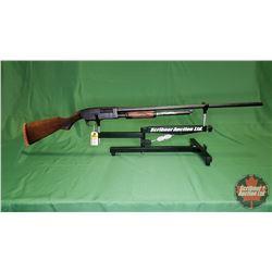 Shotgun: Stevens-Browning 620 ~ 20ga Pump S/N#103646U