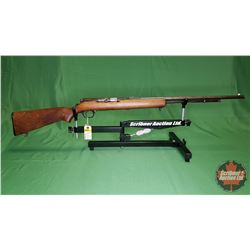 Rifle: Springfield 87A ~ 22 SL/LR Semi-Auto S/N#6647015