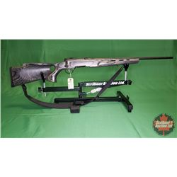 Rifle: Savage B-Mag 17WSM Bolt ~ Laminated Thumbhole Stock w/Sling & Extra Magazine S/N#J284195