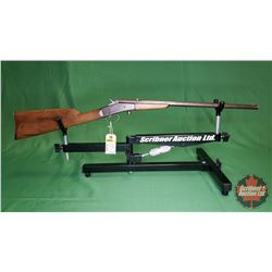 Rifle: J. Stevens 14-1/2 Little Scout 22LR Falling Block / Takedown
