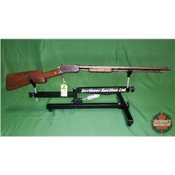 Rifle: Winchester 1906 ~ 22 SL/LR Pump/Takedown S/N#O300174