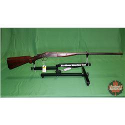 Shotgun: Iver Johnson's Champion 16ga Break S/N#55578A
