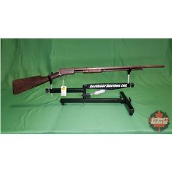 Rifle: Winchester 1890 ~ 22WRF Pump/Takedown S/N#477533