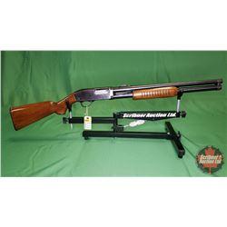 """Shotgun: Squires Bingham 30 ~ 12ga 2-3/4"""" Pump S/N#A077286"""