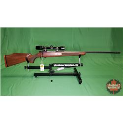 Rifle: Sako AV 7mm Rem Mag Bolt (Muzzle Break or Cap) w/Bushnell Scope 2.5x8 S/N#603062