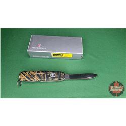 Knife: Victorinox Swiss Army Knife (Camo)