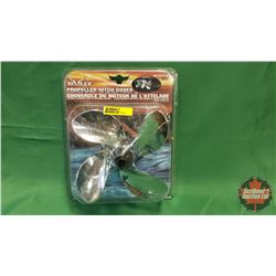 Bully Propeller Hitch Cover