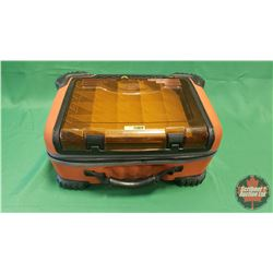 "Plano Tackle Box - Suitcase Style (12"" x 17"" x 8"")"