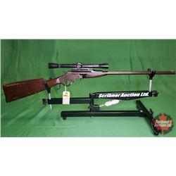 Rifle: J. Stevens A&T Co. Marksman 12 ~ 25RF Break Lever w/Scope