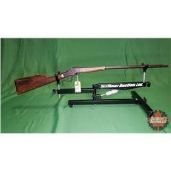 Rifle: J. Stevens A&T Co. Favorite 22LR Falling Block Lever S/N#H75