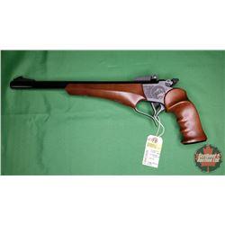 Handgun (Restricted): Thompson Center Arms Contender Super 14 ~ 22LR Single Action Break S/N#106701