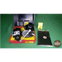 REEL: Garcia Mitchell 300 w/Orig Box & Extra Reel (S/N#8229440)