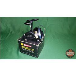 REEL: Garcia Mitchell 302 Salt Water w/Orig Box S/N#E154106