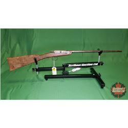 Rifle; Deutsche Werke Model 1 ~ 22LR Single Shot S/N#3256903