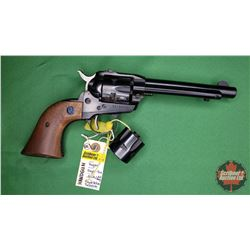 Handgun (Restricted): Ruger Single-Six 22LR / 22Mag Single Action Revolver S/N#2114831