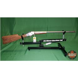 Rifle: J. Stevens A&T Co. Favorite 32 Long Falling Block Lever S/N#OB589