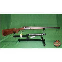 """Shotgun: Stevens 530A Side x Side 12ga 2-3/4"""" Break Double BBL (Note: Small Dent in Barrel & Loose S"""