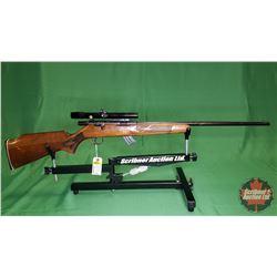Rifle: Lakefield Mark II 22LR Bolt w/Bushnell Scope 4X Custom 22  S/N#78755