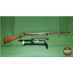 Shotgun: Black Powder Open Hammer Side x Side 12ga? Muzzle Loader