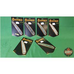 Gerber Replacement Blades (6)