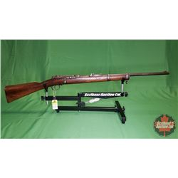 Rifle: Mauser 71/84 ~ 43 Mauser Bolt S/N#3657