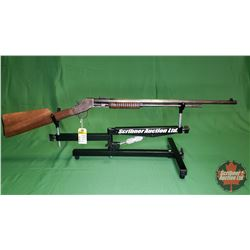 Rifle: J. Stevens Arms Co. Visible Loader 22 SL/LR Pump