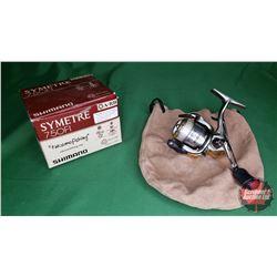 REEL: Shimano Symetre 750FI w/Box & Pouch