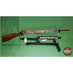 Rifle: Remington 12 ~ 22LR Pump S/N#20949
