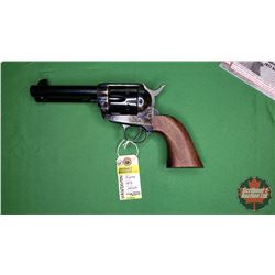 Handgun (Restricted): Pietta 1873 (Colt Army Reproduction) 45 Colt Single Action Revolver w/Original