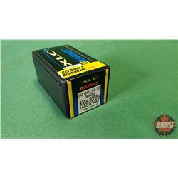"""Bullets: XLC Barnes 30cal .308 Dia 150gr """"XBT"""" (1 Box / 50perBox)"""