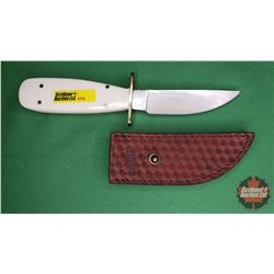 "Marbles Knife & Sheath (9"" Total Length)"