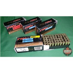 AMMO: 357Mag (4 Boxes x 50 per Box = 200 Rnds)