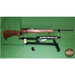Rifle: Savage Mark II 22LR Bolt w/Extra Magazine (Note: Stock Shortened) S/N#1465248