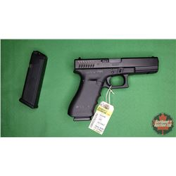 Handgun (Restricted): Glock 22 ~ 40 S&W Semi-Auto w/Case & 2 Magazines) S/N#NVY097