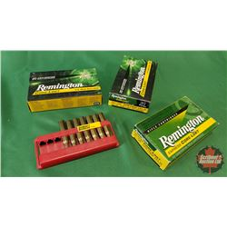 AMMO: 30-06 Variety (44 Rnds Total)