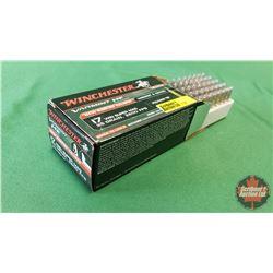 AMMO: Winchester 17Win Super Mag 25gr (1 Box / 50 Rnds)
