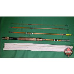 ROD: Eagle Claw Trailmaster 7-1/2ft Rod No. 4TMU