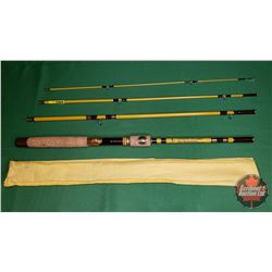 ROD: Eagle Claw Trailmaster 7-1/2ft Spin/Fly Combination Rod No. TRRR249