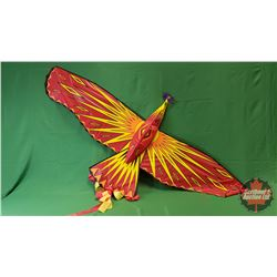 Kite : Bird (Red) (7ft Wingspan)