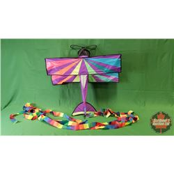 "Kite : Airplane with Tail (39"" Wingspan)"