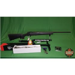 Rifle - New Surplus: Howa 1500 ~ 30-06 Sprg Bolt w/Nikko Sterling Scope 3.5-10x44LRX S/N#B350191