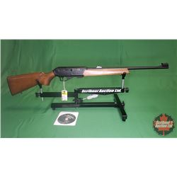Rifle - New Surplus: CZ 512 ~ .22LR Semi-Auto c/w Instructional Disc S/N#B712449