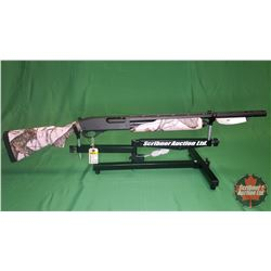 "Shotgun - New Surplus: Remington 870 ~ 20ga 2-3/4"" & 3"" Pump (Pink Camo) Buttplate Spacers & Trigger"
