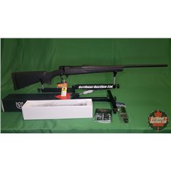 Rifle - New Surplus: Howa 1500 ~ 270 Win Bolt w/Nikko Sterling Scope 3.5-10x44LRX S/N#B357459