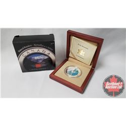 RCM 2003 Canadian $20 Coin Natural Wonders Rocky Mountains COA#18521 (99.99%)