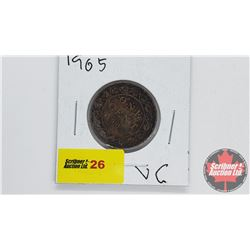 Canada Large Cent 1905